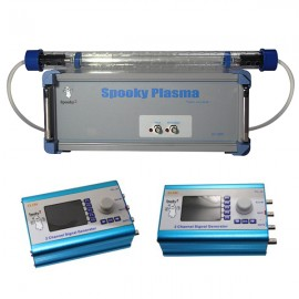 Spooky Plasma Essential Kit with Straight Plasma Tube for Cancer, Lyme and Morgellons