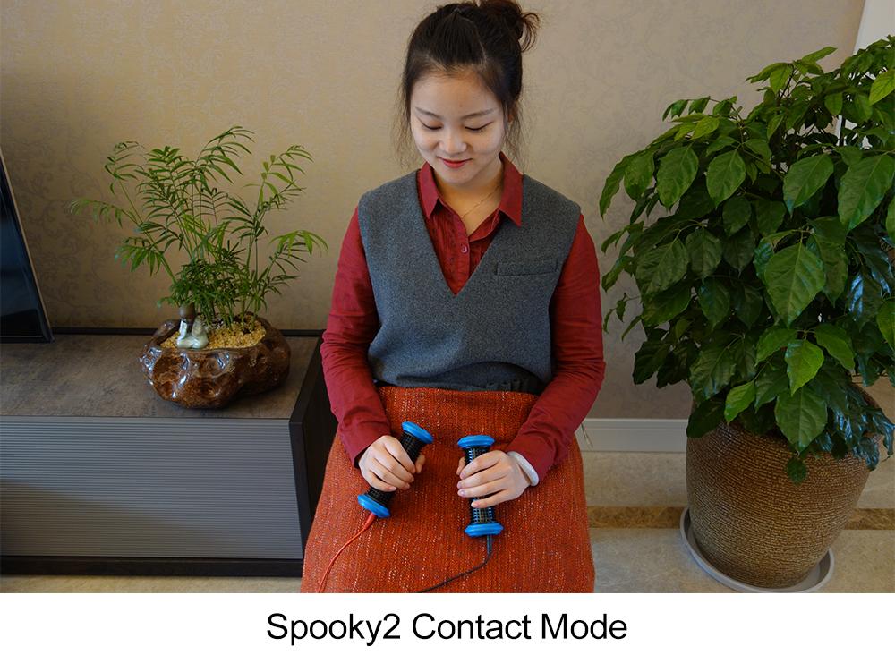 Spooky2 Contact Mode