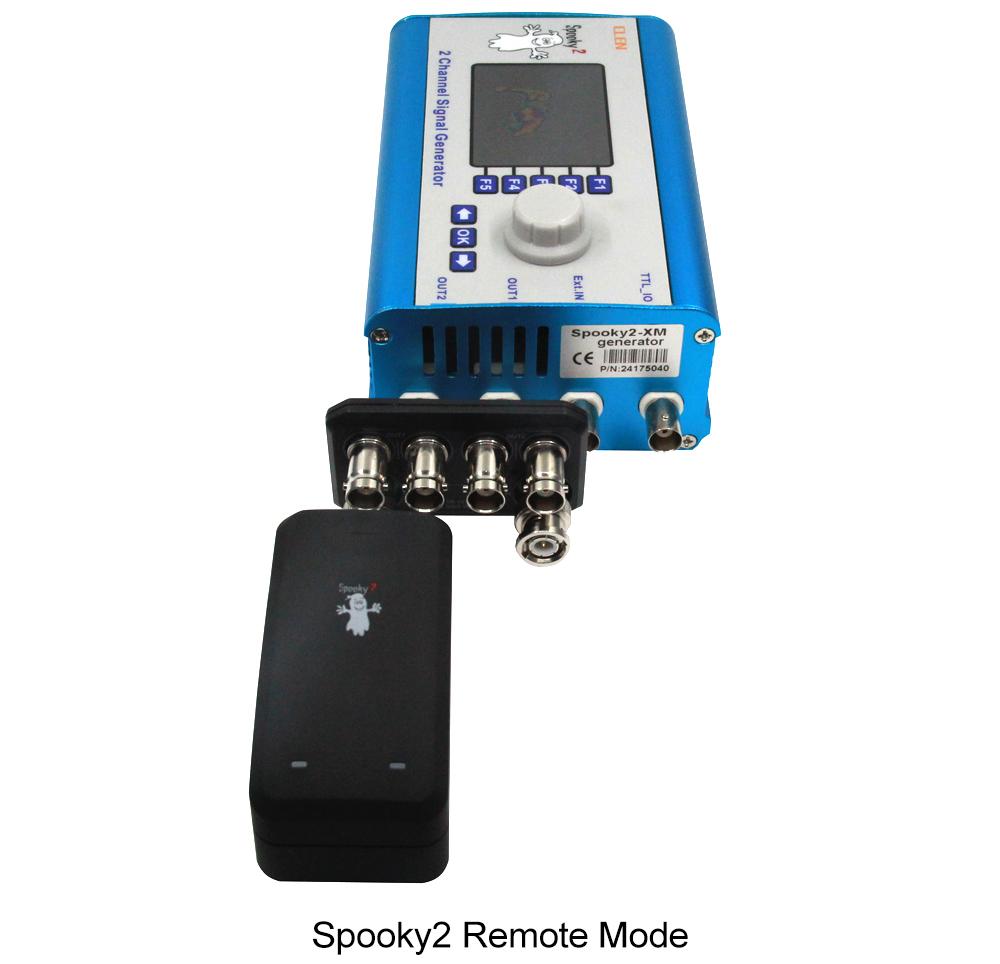 Spooky2 Remote Mode
