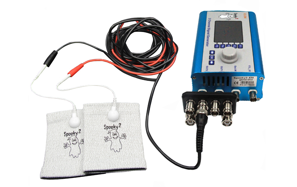 Spooky Tens Contact Kit Connection Using Spooky Boost v3.1